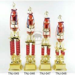 TNJ 桌球獎杯製作