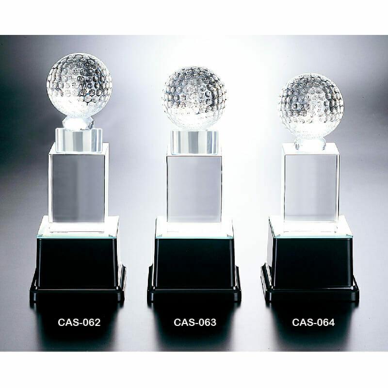 CAS-062064 水晶燈光獎座製造