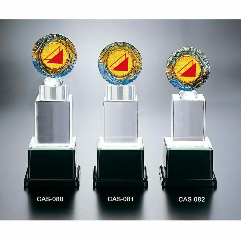 CAS-080082 水晶燈光獎座購買