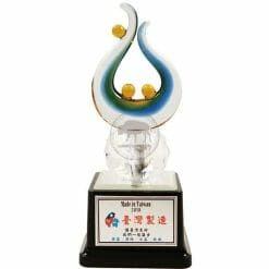 CBL 玻璃獎盃設計