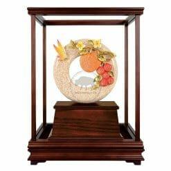 DY  大吉大利琺瑯彩玻璃櫥禮品