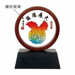 DY-103-5 開業桌立式獎牌