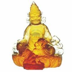CB-C060-Y Liuli Buddha Statues