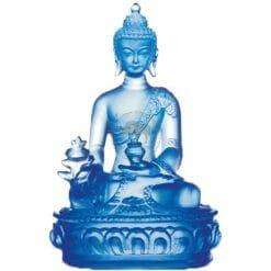 CB-C062 Liuli Buddha Statues