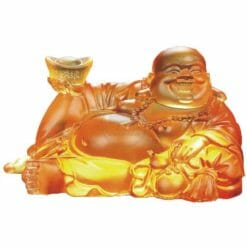CB-C009 Liuli Buddha Statues