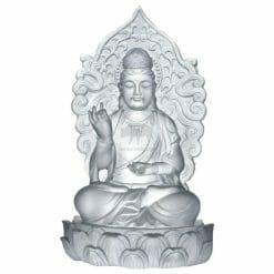 CB-C015 Liuli Buddha Statues