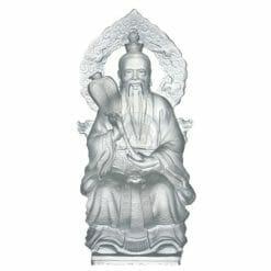 CB-C020 Liuli Buddha Statues