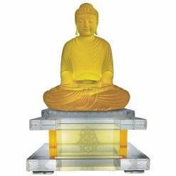 CB-C031 Liuli Buddha Statues