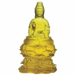 CB-C036 Liuli Buddha Statues