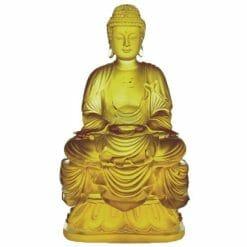 CB-C038 Liuli Buddha Statues