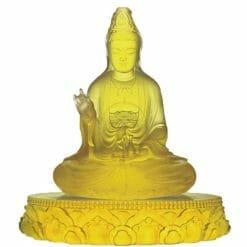 CB-C051 Liuli Buddha Statues