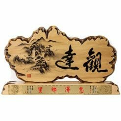 I5F01 Wooden Crafts
