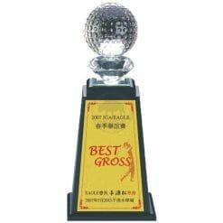 RemarkableAwards Crystal Golf Awards
