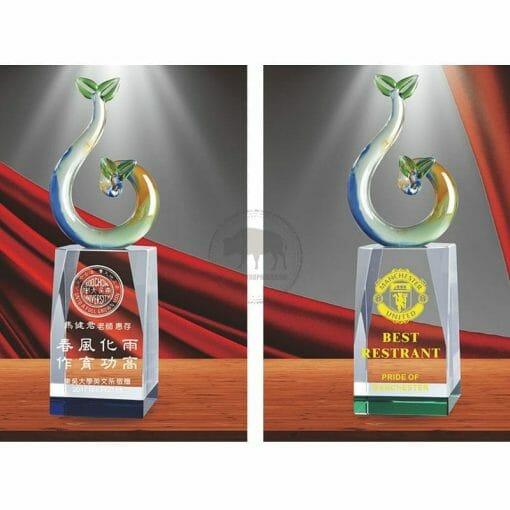 Glass Art Awards - Unbeatable - Benevolence PD-026