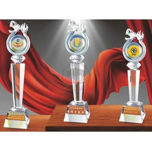 Glass Art Awards - Hardworking - Exuberant PD-042