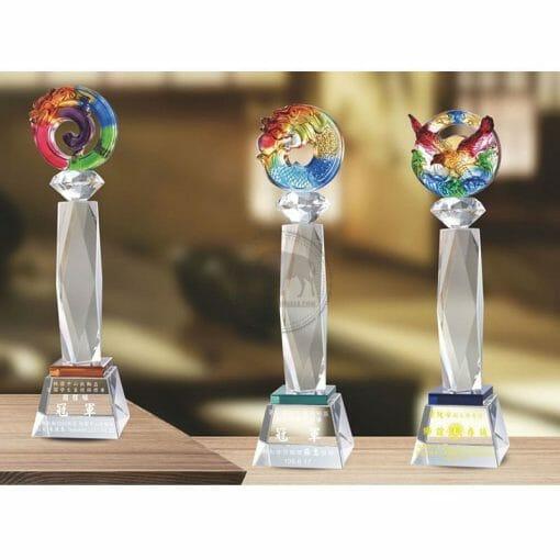 Crystal Awards - Appreciation PE-037