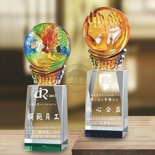 Crystal Awards - Unbeatable PE-083-0102