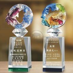 Crystal Awards - Unbeatable PE-084