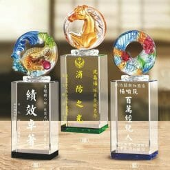 Crystal Awards - Unbeatable PE-123