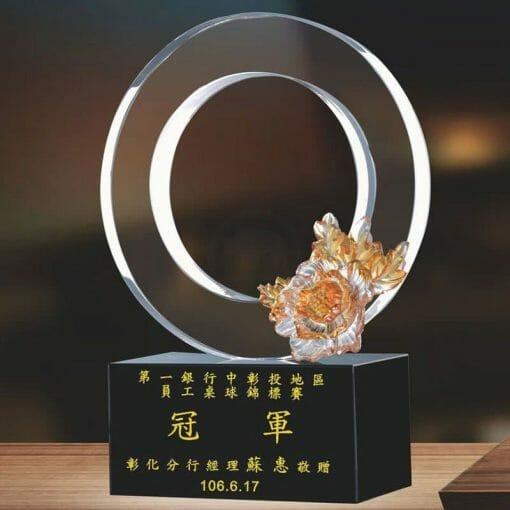 Crystal Awards - Apprentice - Extraordinary PF-060-G1