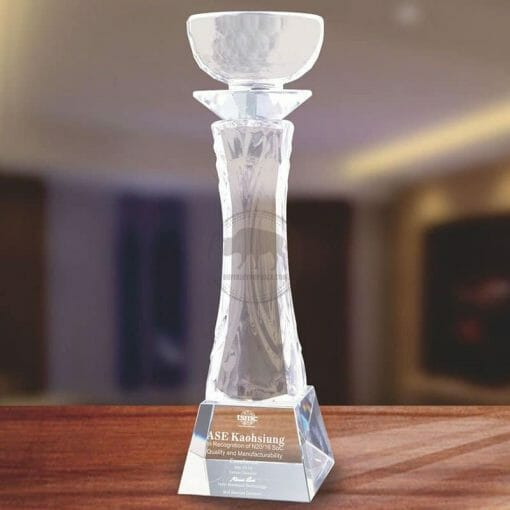 Crystal Awards - Amity - Trophy Cup PG-056