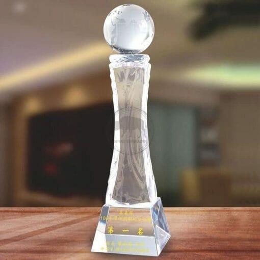 Crystal Awards - Amity - Earth PG-057