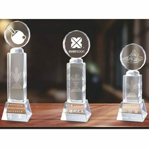 Crystal Awards - Devotion - Sun Flower PG-062