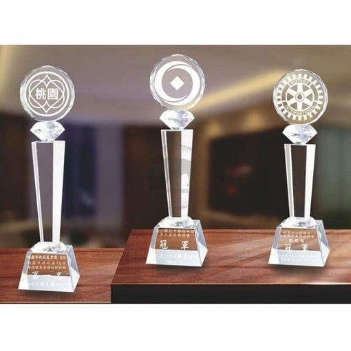 Crystal Awards - Hardworking - Sun Flower PG-067