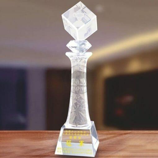 Crystal Awards - Long For - Trophy PG-143