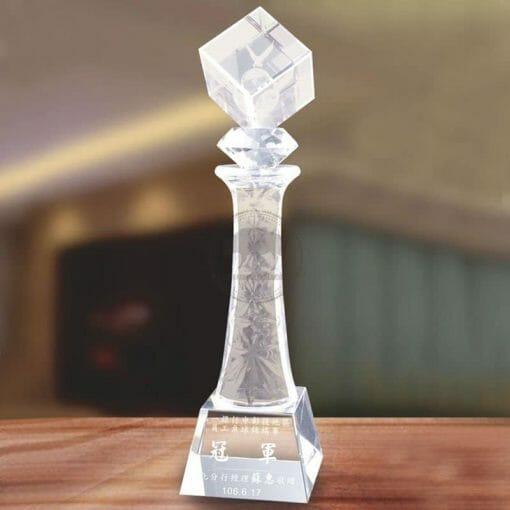 Crystal Awards - Long For - Eagle PG-144