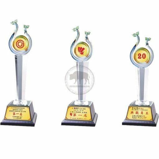 Crystal Awards - Wood & Crystal Awards - PH-041 PH-041