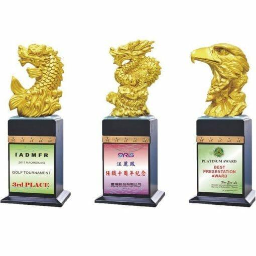 Crystal Awards - Wood & Crystal Awards - PH-120 PH-120