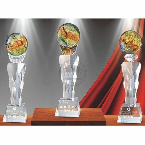 Crystal Awards - Admiration PI-034