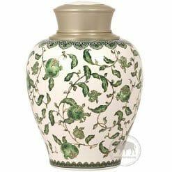 臺華窯茶倉 - 綠彩石榴 0920000820