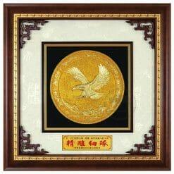 20A200-01 榮陞壁飾獎牌