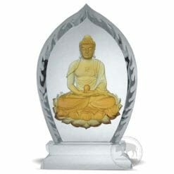 CB-C055 Liuli Buddha Statues