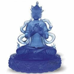 CB-C068 Liuli Buddha Statues