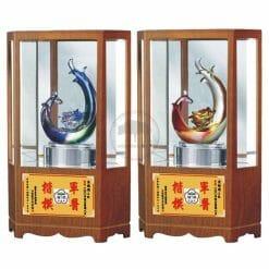 YC-860-20 紀念琉璃櫥窗定製