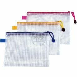 XY-HC15 PVC文具零錢拉鍊袋