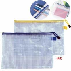 XY-HC22 A4單層拉鍊袋