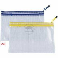 XY-HC3 A4文件拉鍊袋(雙層拉鍊)