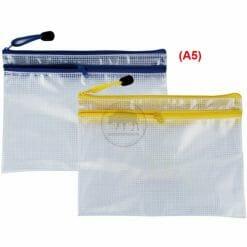 XY-HC47 A5雙拉文具袋(雙層拉鍊)