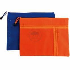 XY-HC51 三層帆布拉錬文件袋